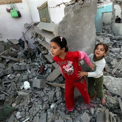Génocide de palestiniens