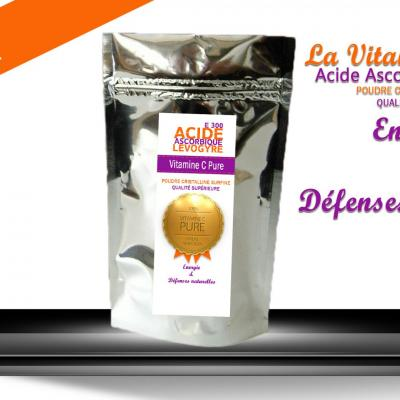 125 g acide ascorbique levogyre vitamine c pure 2