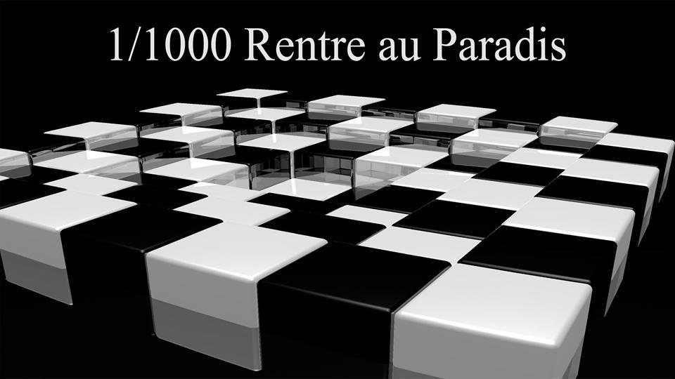 1 sur 1000 rentre au paradis