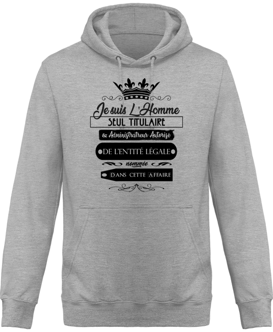 sweat shirt a capuche homme sweat a capuche je suis l homme face