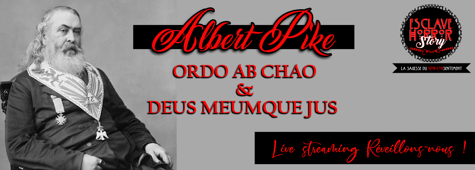 Albert pike ordo ab chao