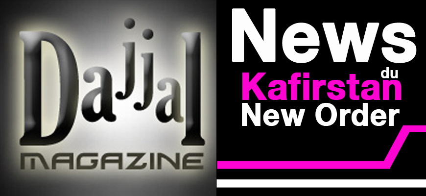 Dajjal magazine news du kafirstan new order 1