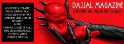 Dajjal magazine survivre au mileu des diables