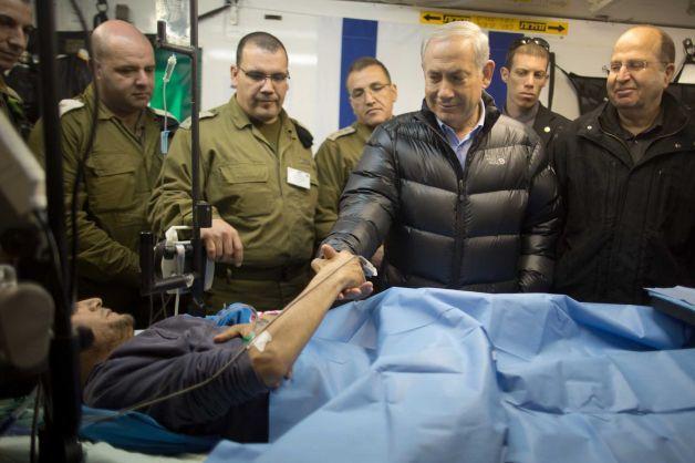 Israeli prime minister benjami