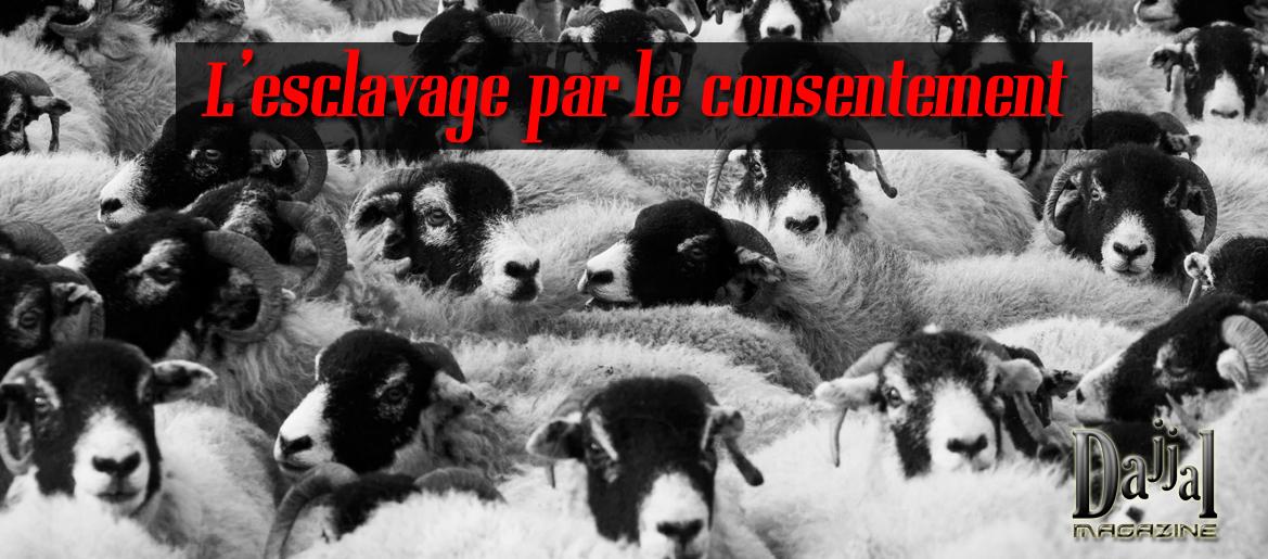 L esclavage par le consentement2 dajjal magazine