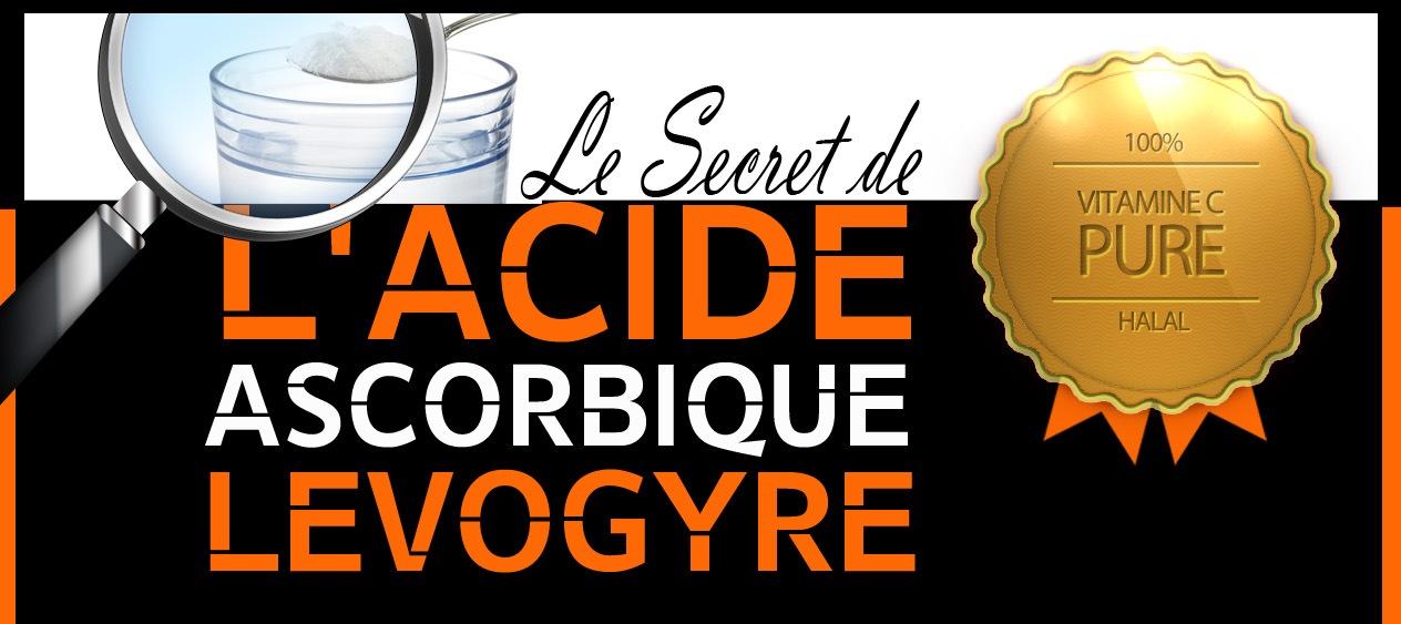 Le secret de l acide ascorbique levogyre mini 2
