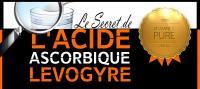 Le secret de l acide ascorbique levogyre mini
