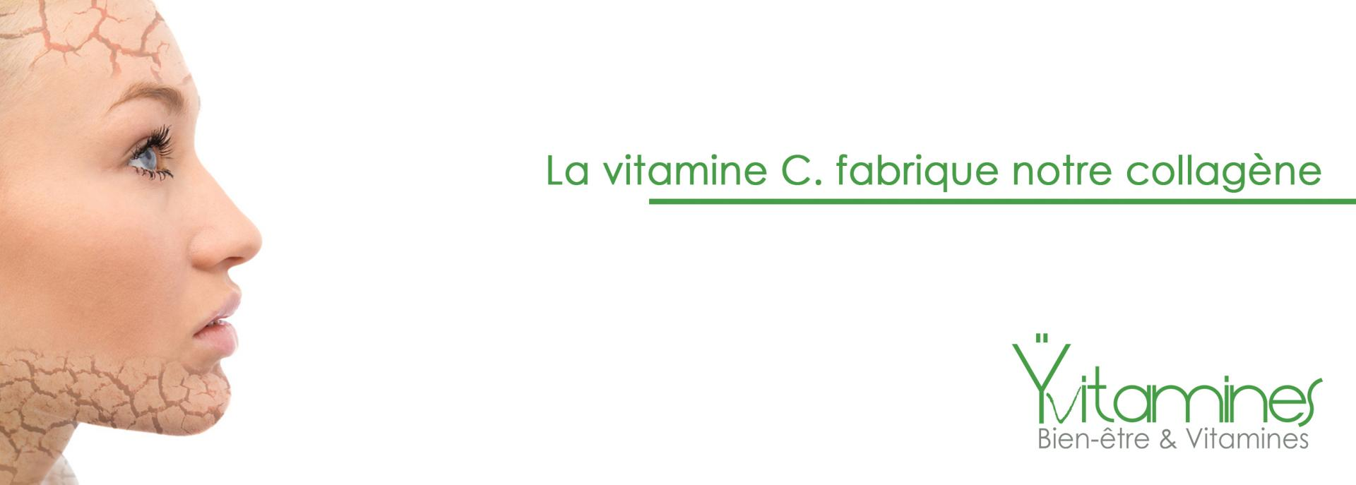 Le secret de la vitamine c collagene