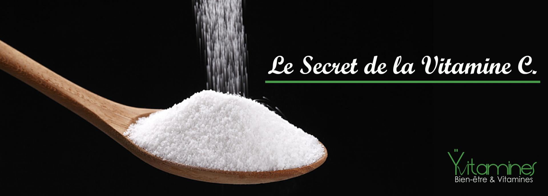 Le secret de la vitamine c2