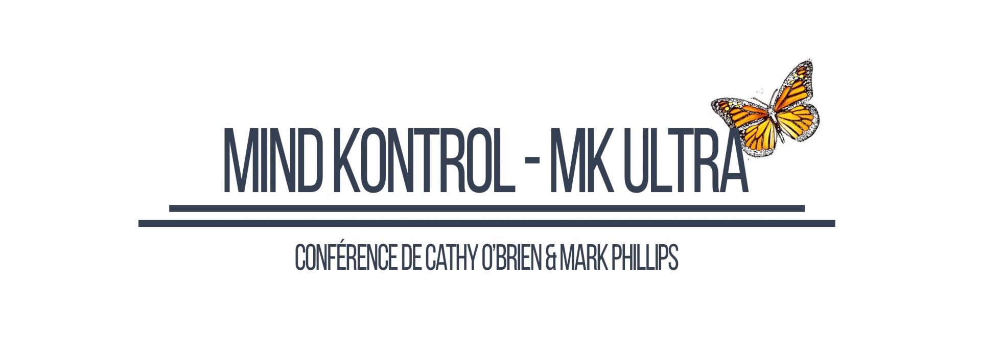 Mind kontrol conference cathy o brien