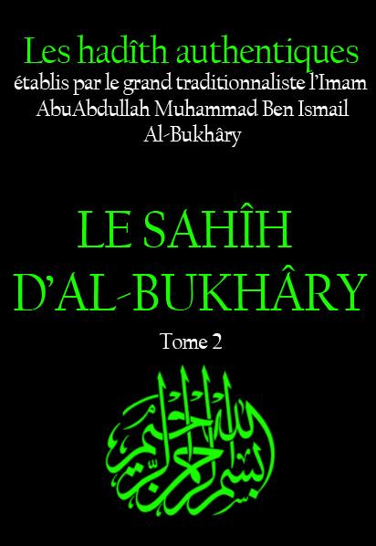 Sahih al bukhary tome 2