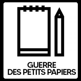 Guerre des petits papiers 1
