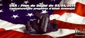 USA : Plan du Dajjal du 03/05/2015 Caricatures du prophète d'Allah Azawajal