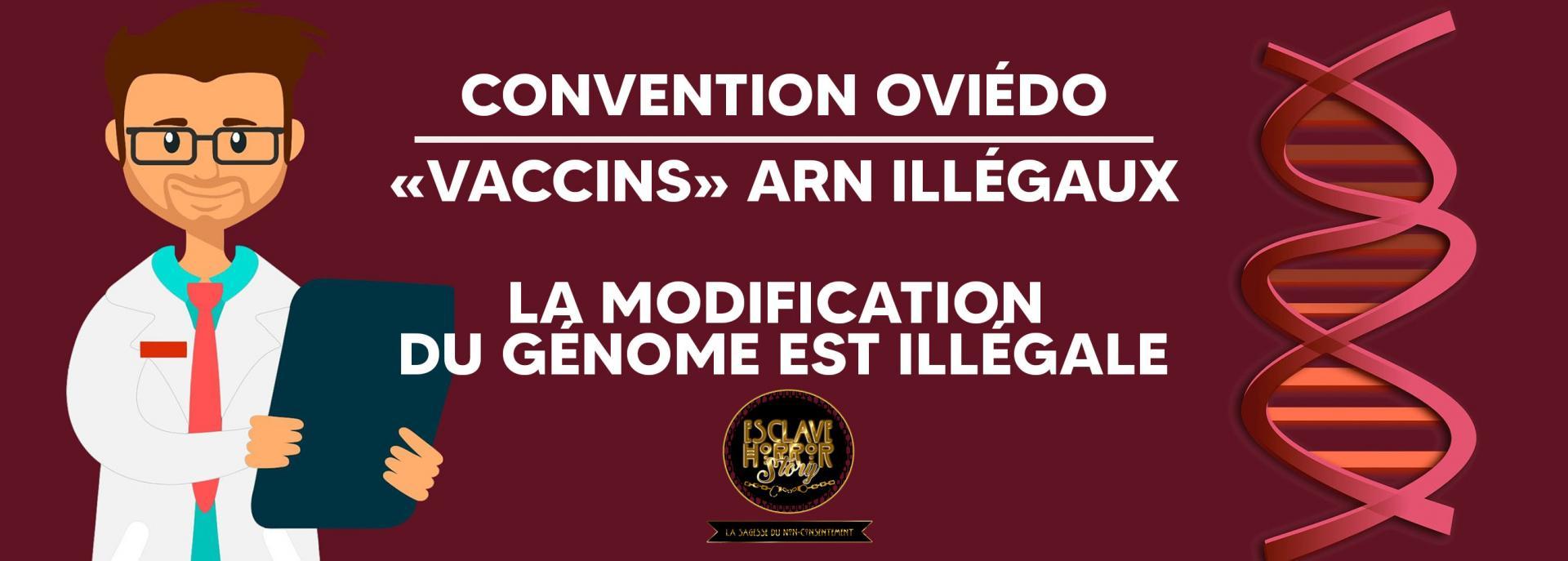 Vaccins arn illegaux 1